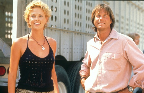Bill Paxton,Charlize Theron