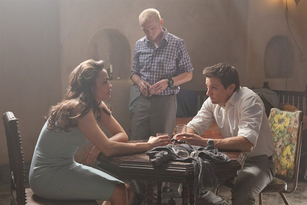 Paula Patton, Simon Pegg, Jeremy Renner