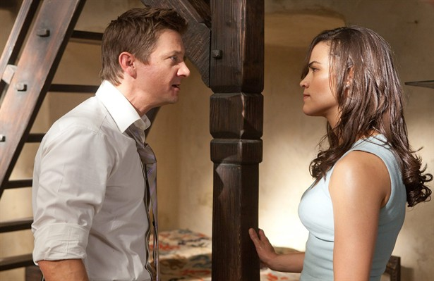 Jeremy Renner,Paula Patton