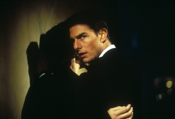 Kristin Scott Thomas,Tom Cruise