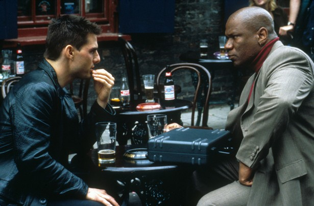 Tom Cruise,Ving Rhames