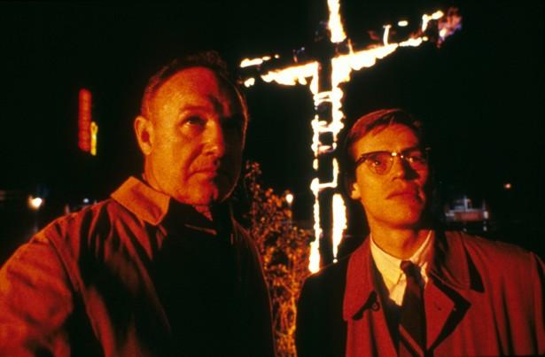 Gene Hackman,Willem Dafoe