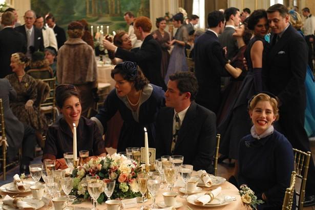 Dominic West,Julia Roberts,Marcia Gay Harden