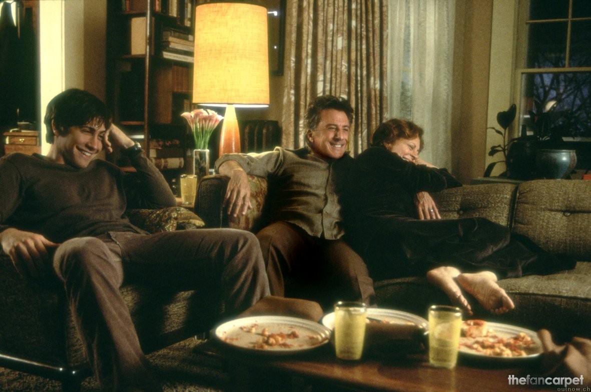 Dustin Hoffman,Jake Gyllenhaal,Susan Sarandon
