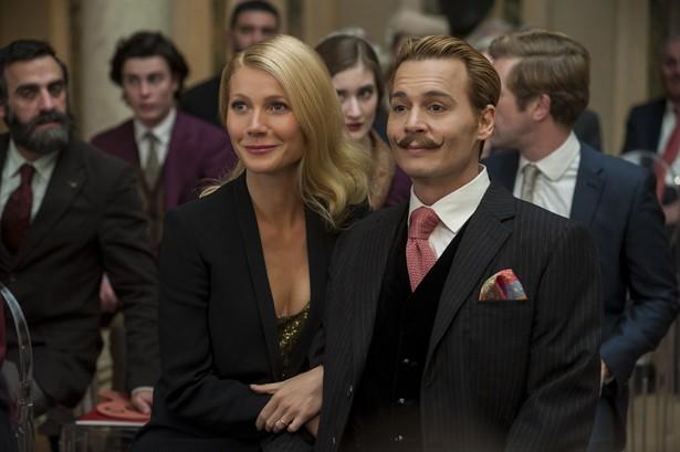 Gwyneth Paltrow,Johnny Depp