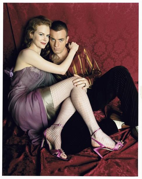Ewan McGregor,Nicole Kidman