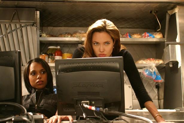 Angelina Jolie,Kerry Washington