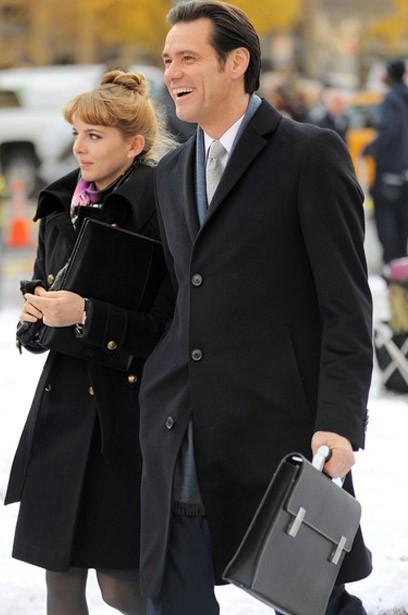 Jim Carrey,Ophelia Lovibond