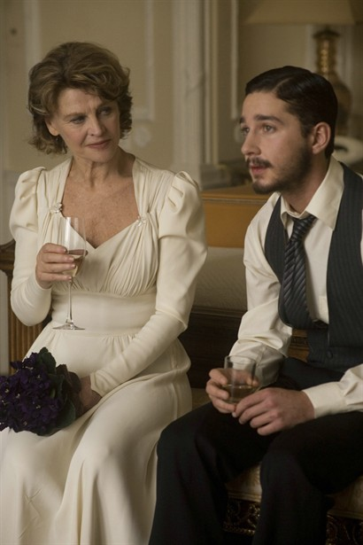 Julie Christie,Shia LaBeouf
