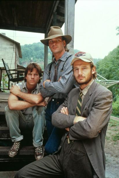 Liam Neeson,Patrick Swayze