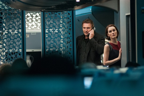Liam Neeson,Michelle Dockery