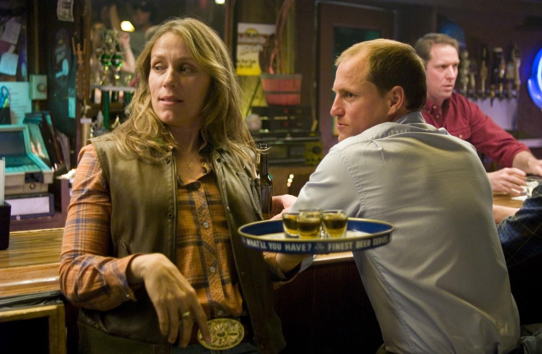 Frances McDormand,Woody Harrelson