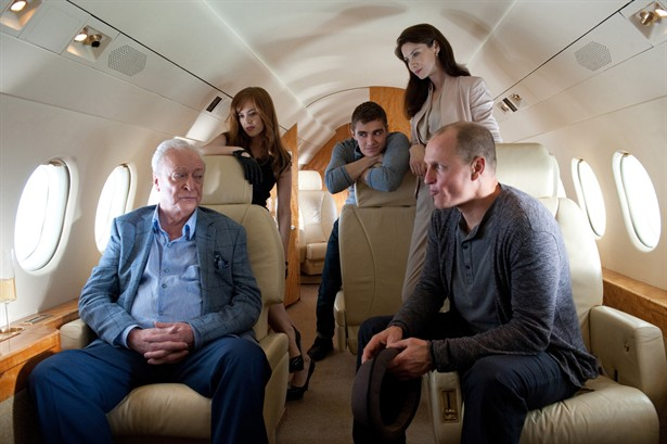 Dave Franco,Isla Fisher,Michael Caine,Woody Harrelson