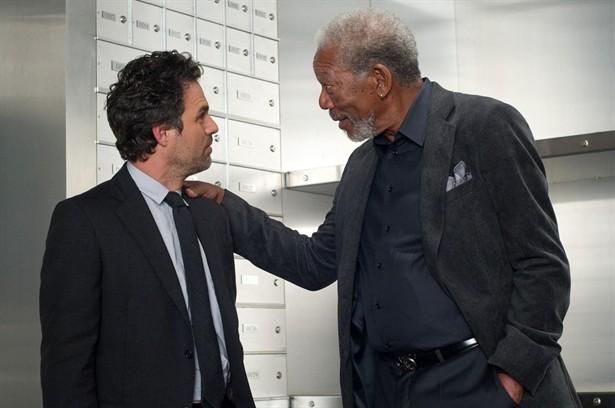 Mark Ruffalo,Morgan Freeman