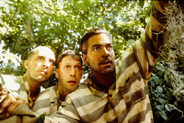 George Clooney,John Turturro,Tim Blake Nelson