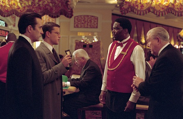 Andy Garcia,Bernie Mac,Matt Damon