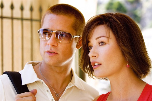 Brad Pitt,Catherine Zeta-Jones