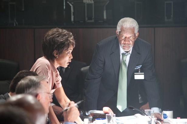 Angela Bassett,Morgan Freeman