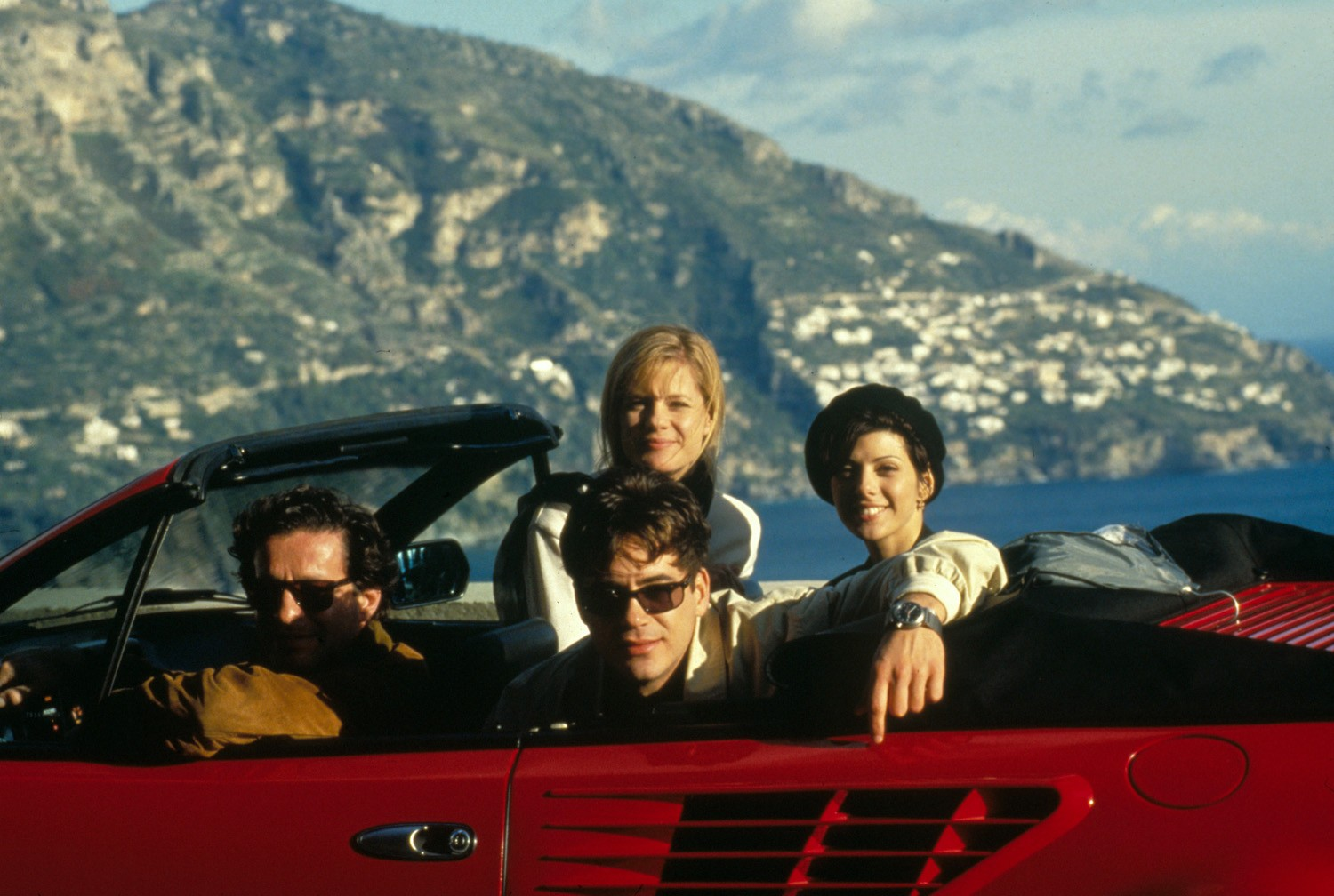 Bonnie Hunt,Marisa Tomei,Robert Downey Jr.