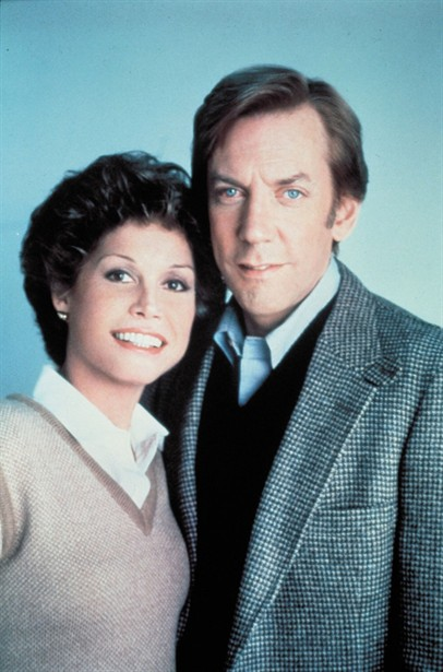 Donald Sutherland,Mary Tyler Moore