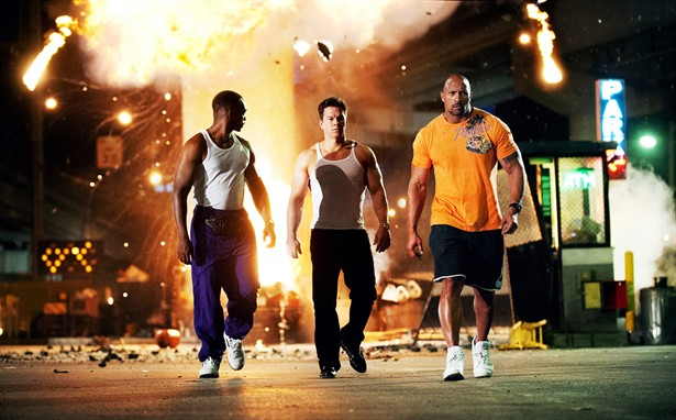 Anthony Mackie,Dwayne Johnson,Mark Wahlberg