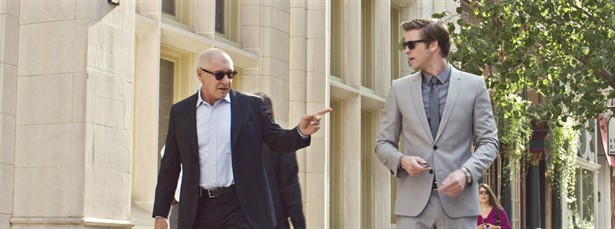 Harrison Ford,Liam Hemsworth
