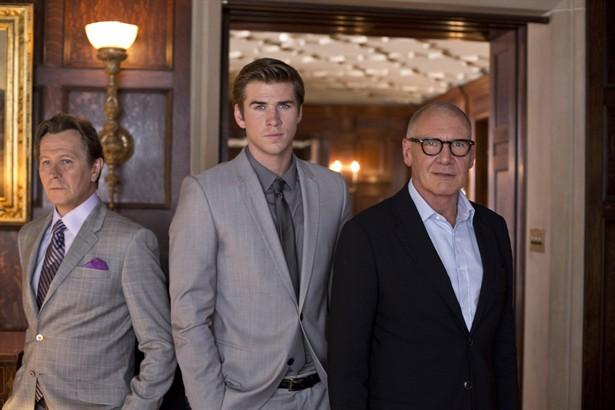 Gary Oldman,Harrison Ford,Liam Hemsworth