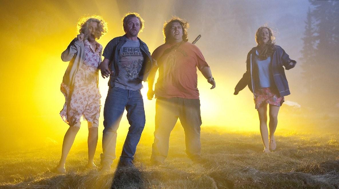 Blythe Danner,Kristen Wiig,Nick Frost,Simon Pegg