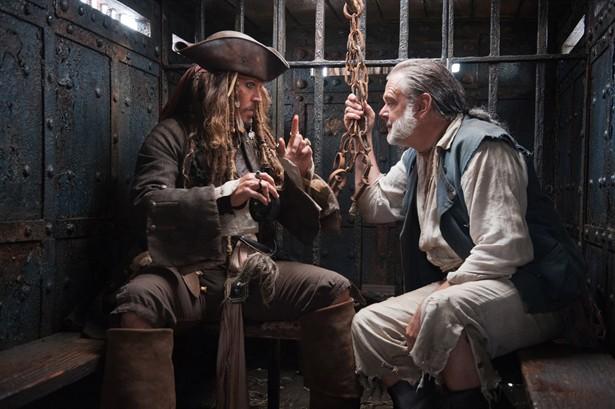 Johnny Depp,Kevin McNally