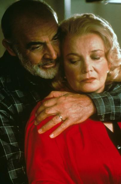 Gena Rowlands,Sean Connery