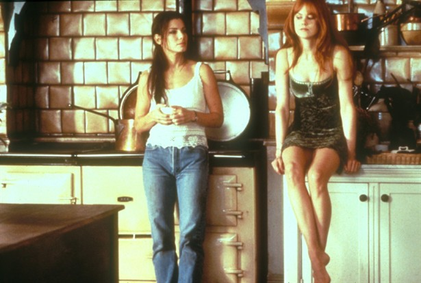 Nicole Kidman,Sandra Bullock