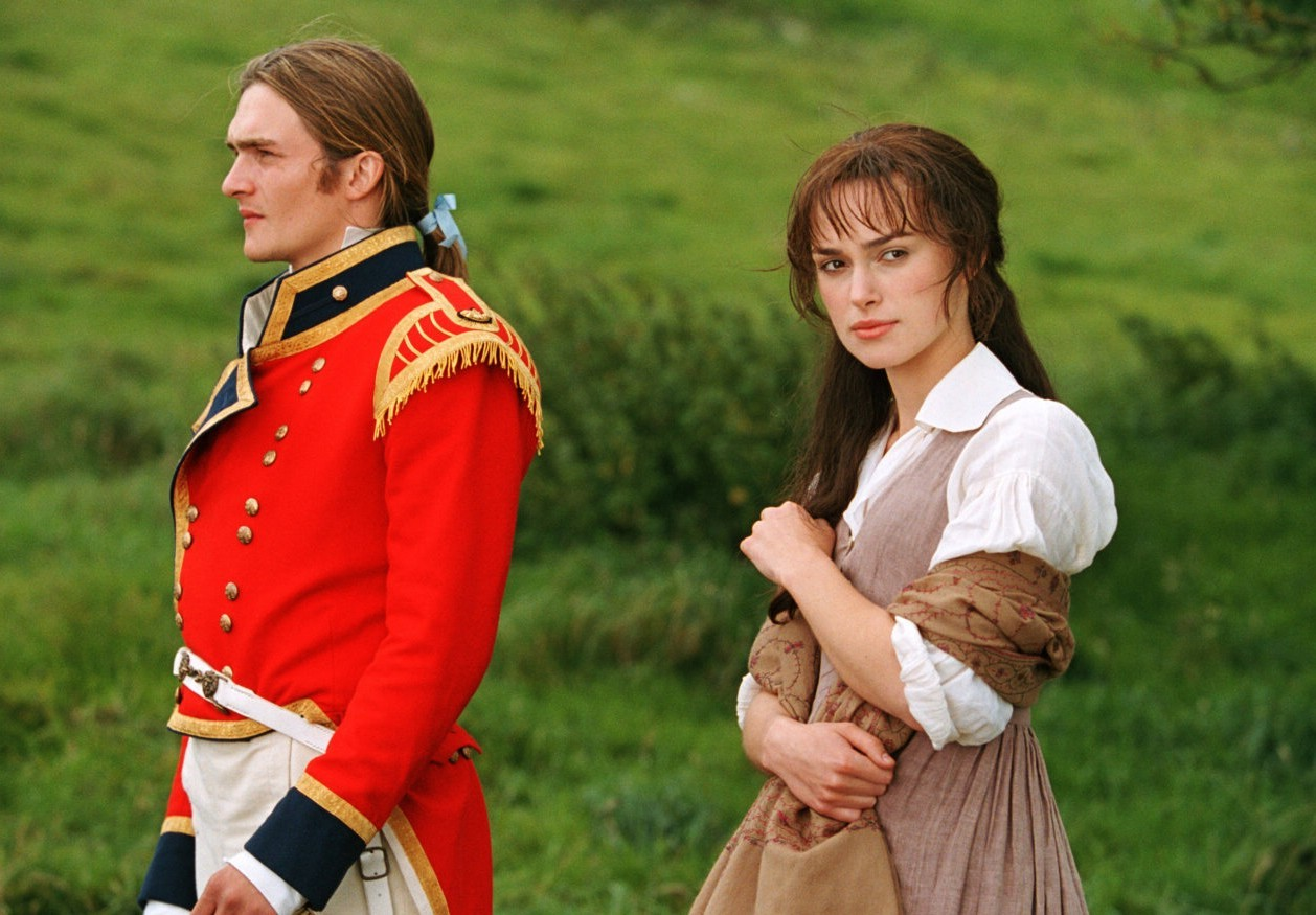 Keira Knightley,Rupert Friend