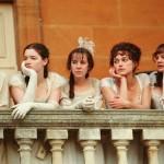 Carey Mulligan,Jena Malone,Keira Knightley,Rosamund Pike,Talulah Riley