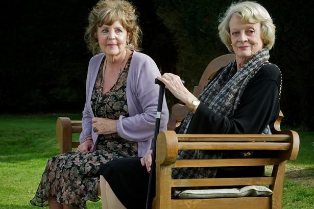 Maggie Smith,Pauline Collins