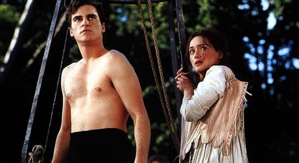Joaquin Phoenix,Kate Winslet