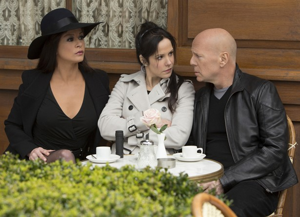 Bruce Willis,Catherine Zeta-Jones,Mary-Louise Parker
