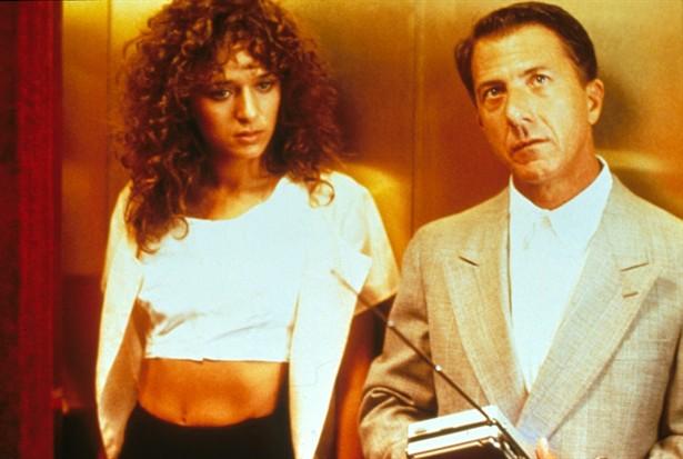 Dustin Hoffman,Valeria Golino