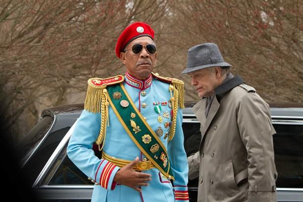 John Malkovich,Morgan Freeman