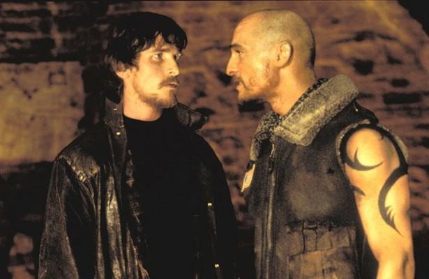 Christian Bale,Matthew McConaughey