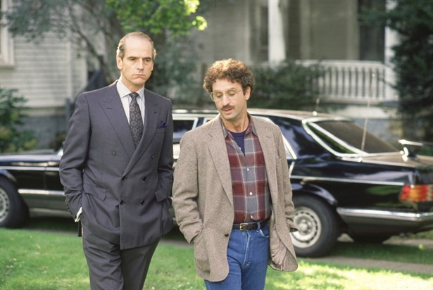 Jeremy Irons,Ron Silver