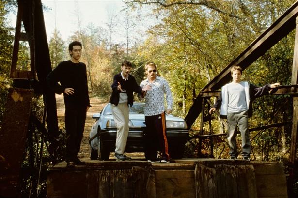 Breckin Meyer,DJ Qualls,Paulo Costanzo,Seann William Scott