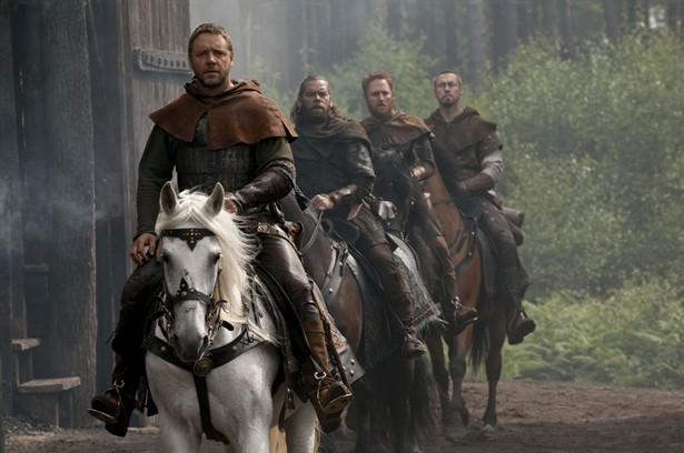 Kevin Durand,Russell Crowe