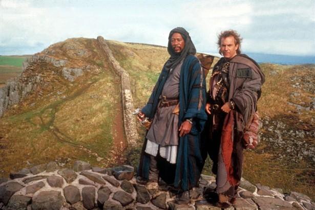 Kevin Costner,Morgan Freeman