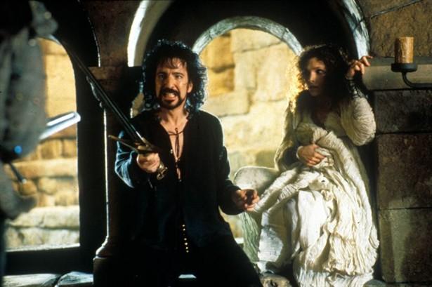 Alan Rickman,Mary Elizabeth Mastrantonio