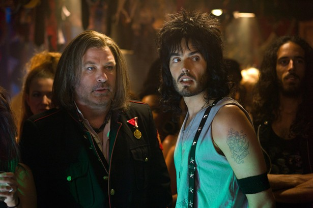 Alec Baldwin,Russell Brand