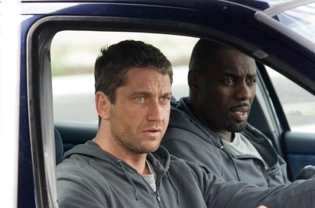 Gerard Butler,Idris Elba