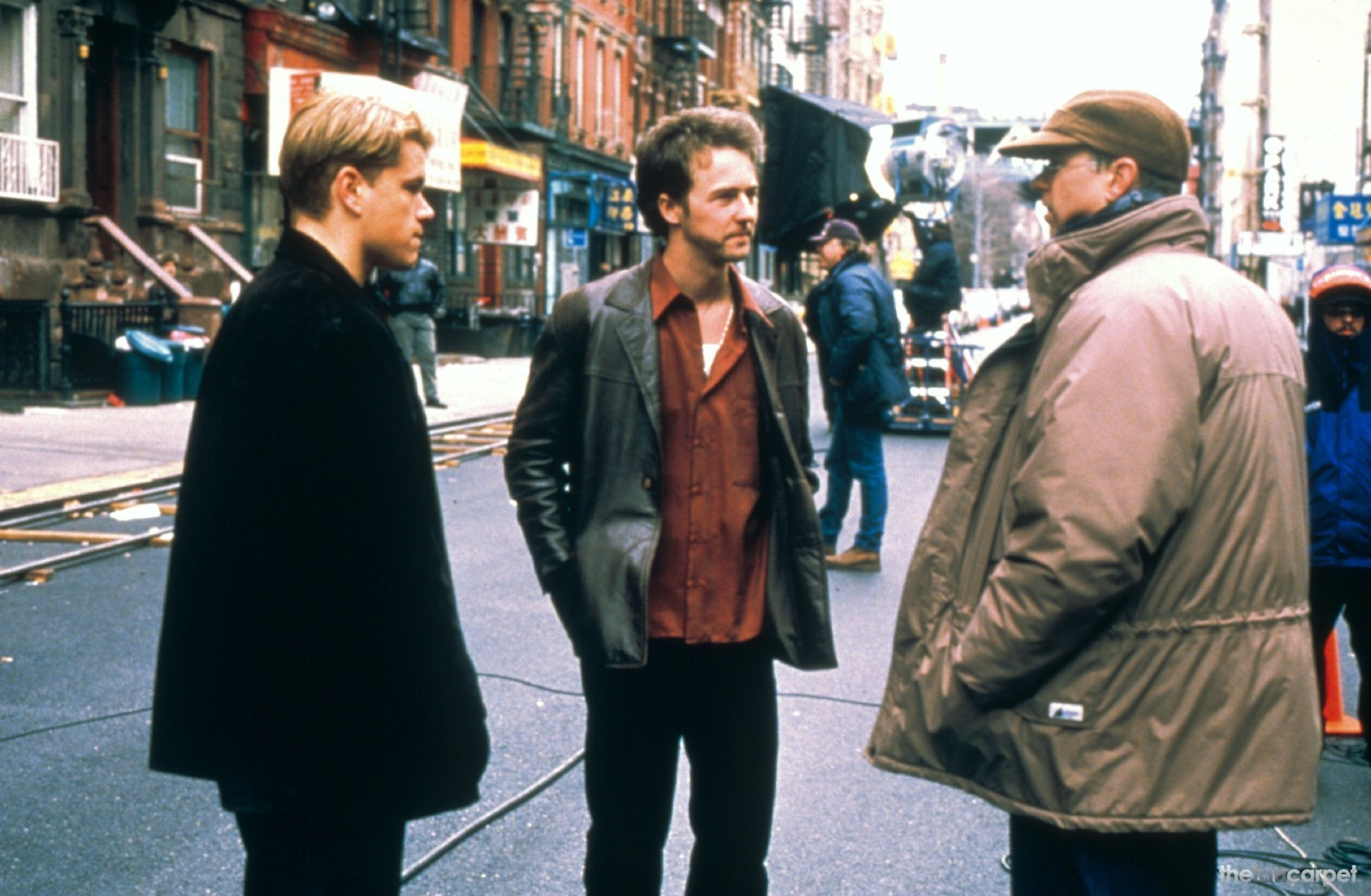 Edward Norton,Matt Damon