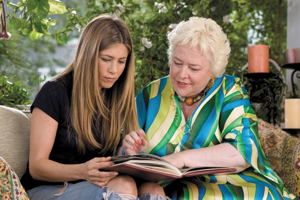 Jennifer Aniston,Kathy Bates