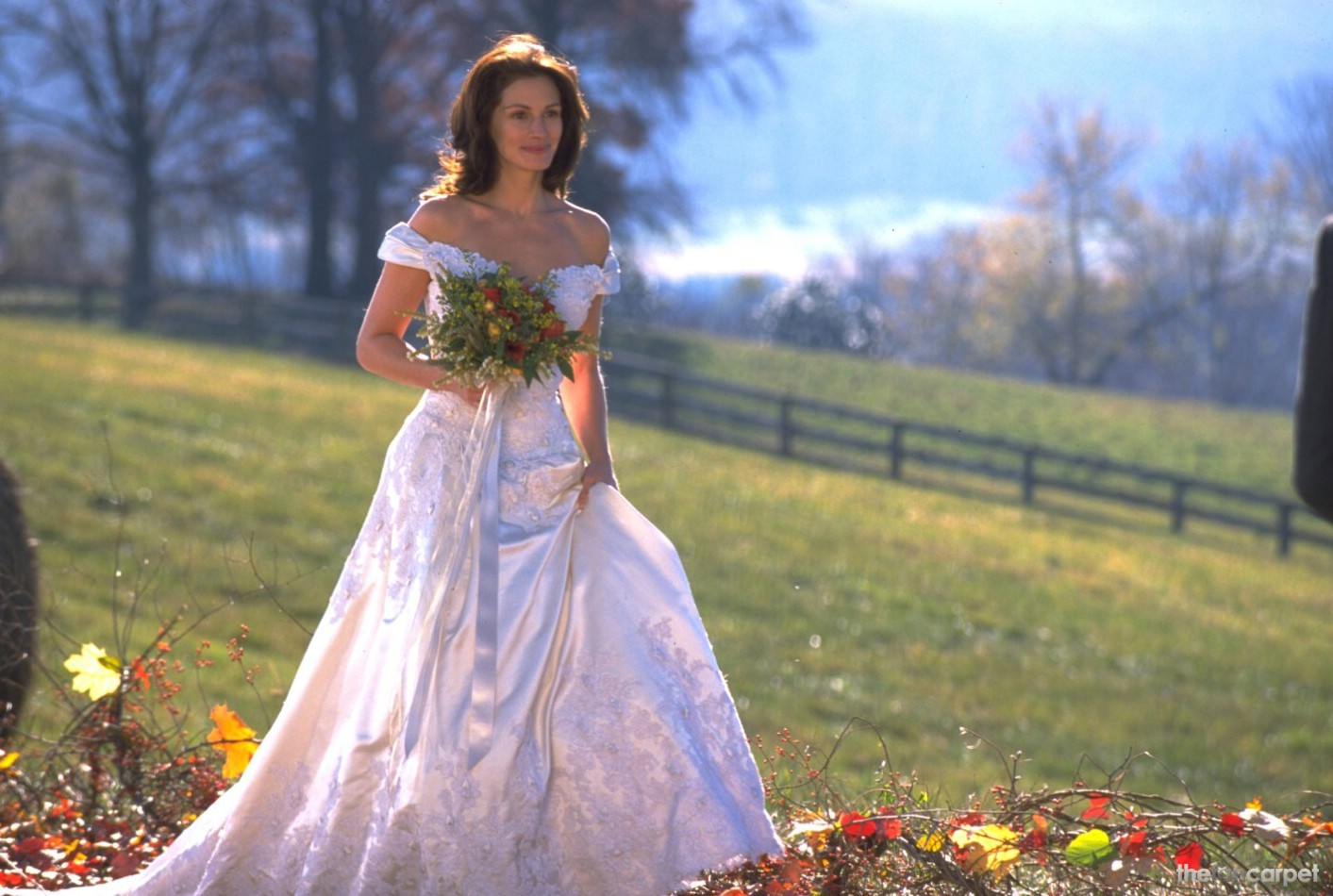 Runaway bride movie pictures