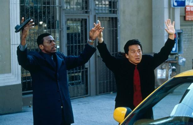 Chris Tucker,Jackie Chan